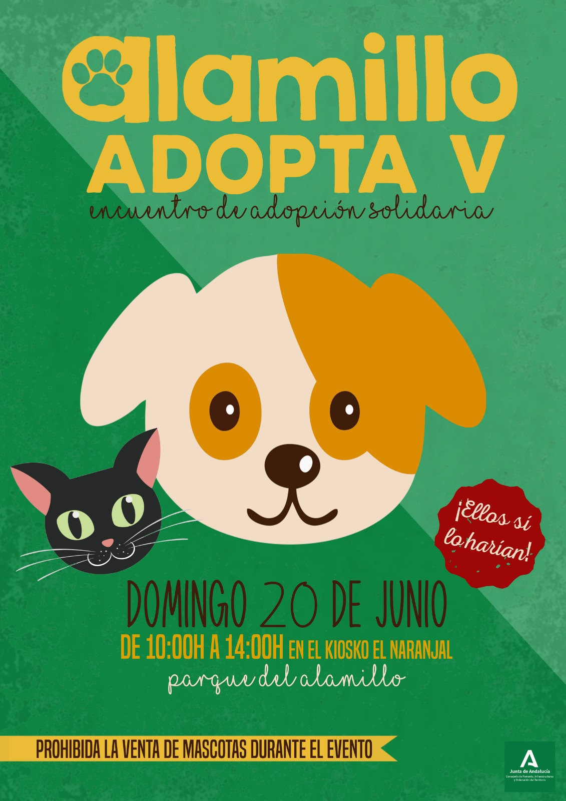 V Encuentro de Adopción de Mascotas