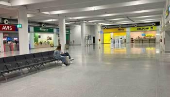 Vestíbulo Aeropuerto de Sevilla