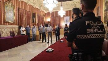 Nuevo contrato para la mejora de las comunicaciones de emergencias en Sevilla / Ayto.