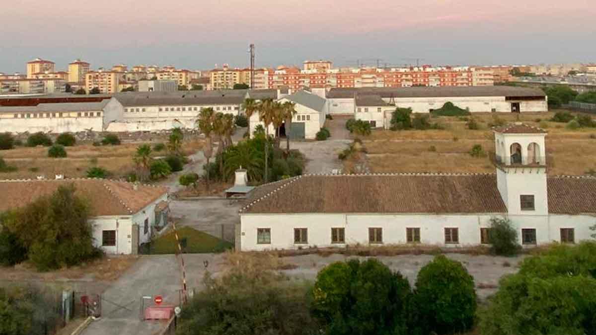 Algodonera de Parque Alcosa /Algodonera Sevilla