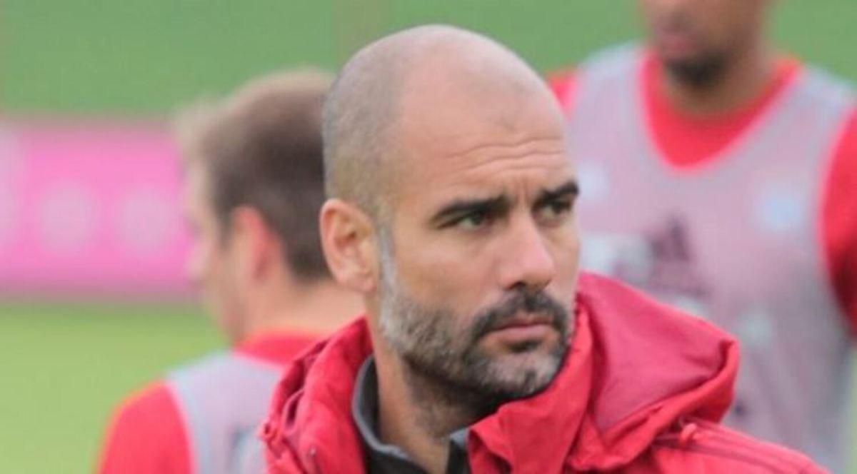Pep Guardiola / Niklas B. - CC