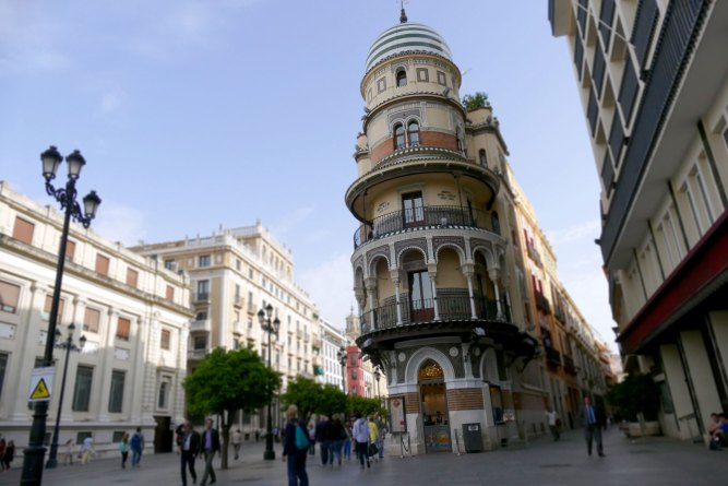Edificio La Adriatica Sevilla