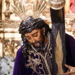 Cristo Tres Caídas restaurado / Lince