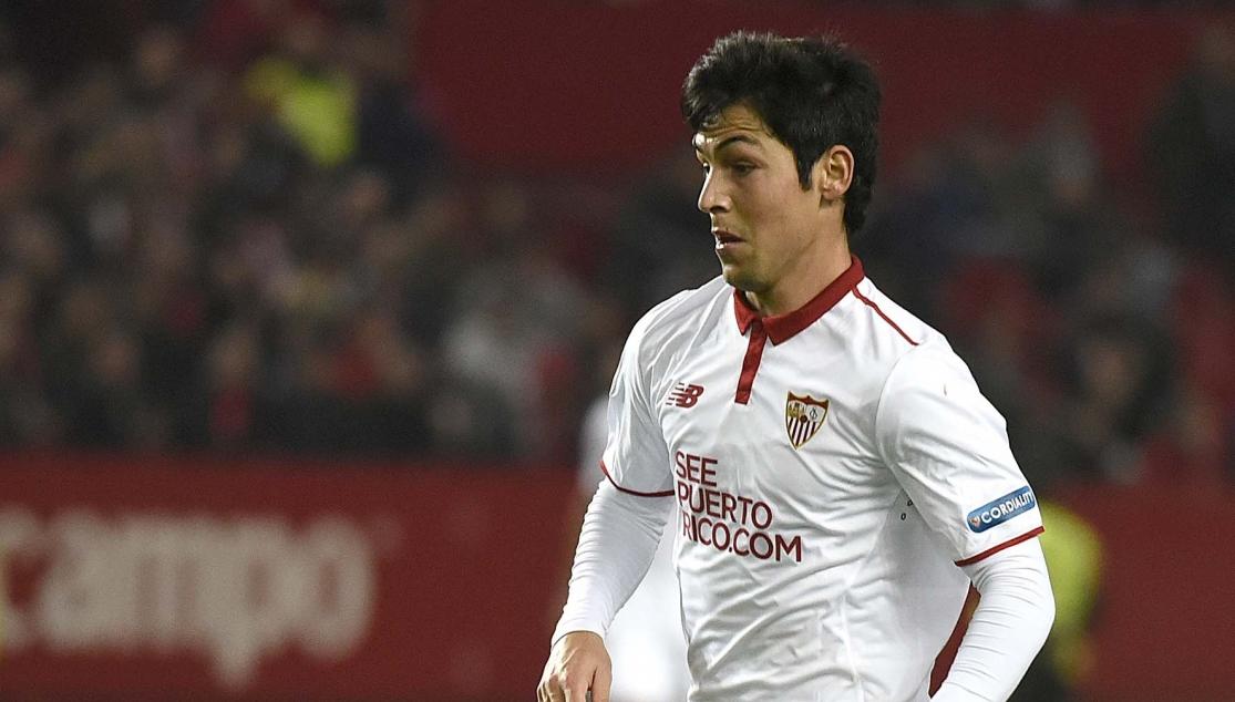 Borja Lasso - Sevilla FC - Cartegana