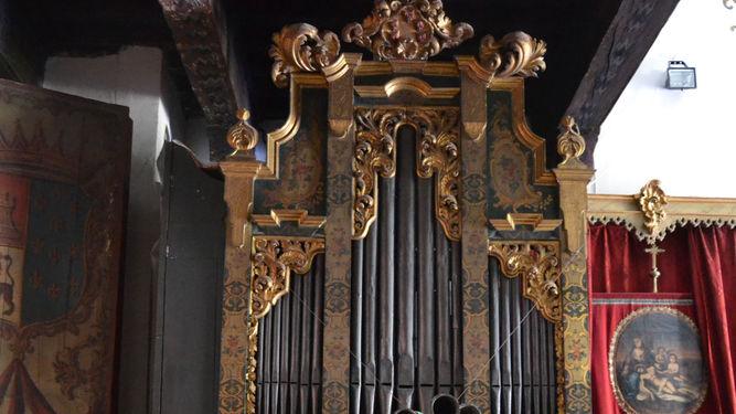 Órgano de Santa Inés
