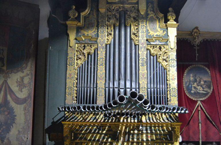 La Junta de Andalucía aprueba el proyecto de restauración del órgano de Santa Inés.