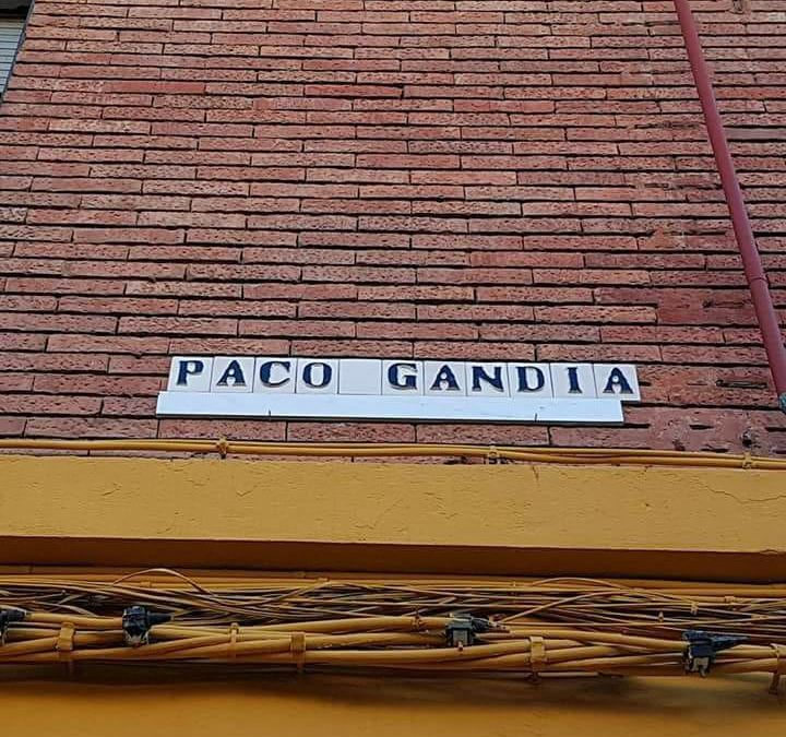Calle Paco Gandía