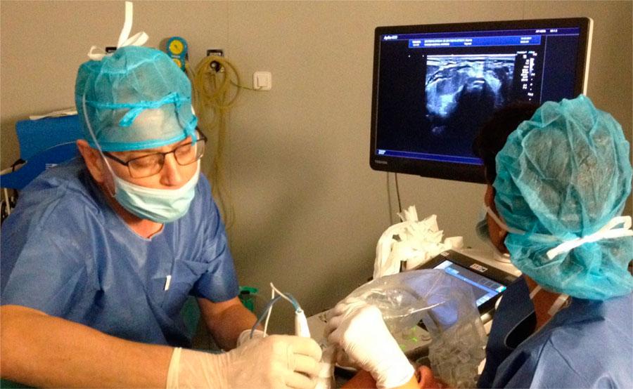 La principal diferencia con el método tradicional es que al no haber una cirugía tampoco existe una herida que sea necesaria cuidar y tratar.