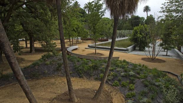 Ciudadanos impulsará la apertura al público de los jardines del Palacio de San Telmo