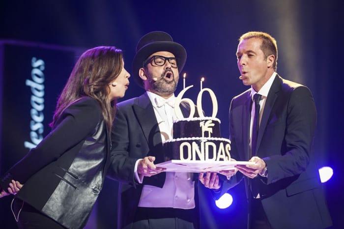 La gala de los Premios Ondas se celebrará fujera de Barcelona, en Sevilla, por primera vez en sus 64 años de historia.