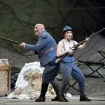 'La fille du régiment'  de Gaetano Donizetti, se estrena este domingo en el Maestranza
