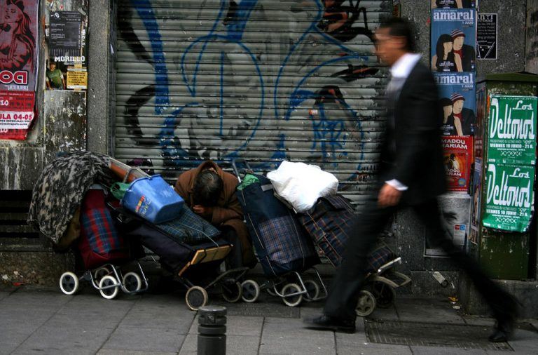 El centro de atención permanente a personas sin hogar abrirá el 4 de diciembre.