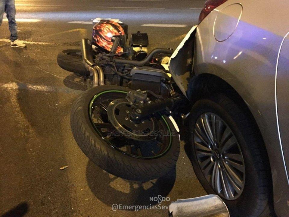 Los dos conductores del accidente dieron positivo.