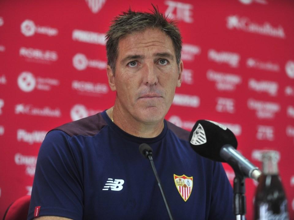 El Sevilla FC destituye a Berizzo.