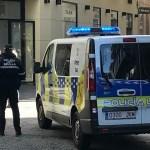 Refuerzo de la Policía Nacional y Local para evitar robos en zonas comerciales
