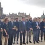 Estreno mundial de 'La peste', nueva serie de Movistar+ ambientada en la Sevilla del siglo XVI