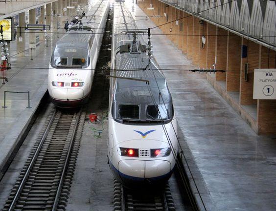 El AVE vuelve a registrar récords de viajeros entre Madrid y Sevilla