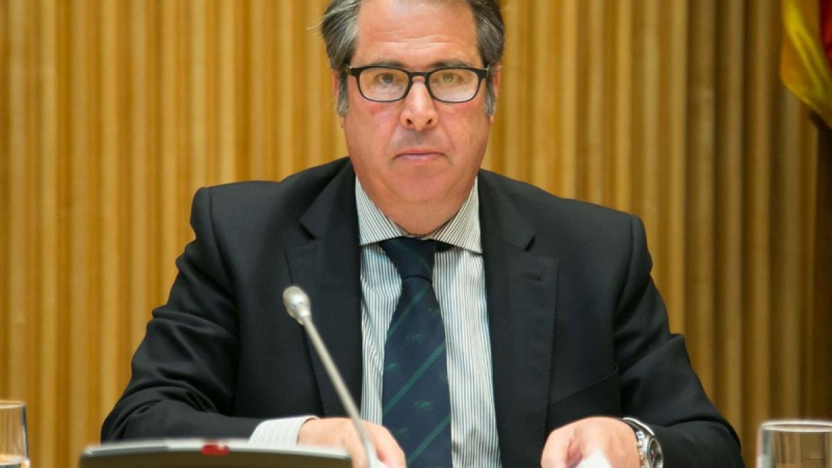 Gregorio Serrano comparece este lunes ante el Congreso