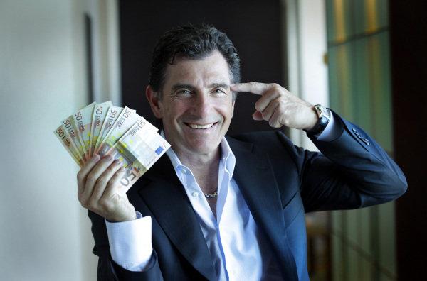 Crece un 34% los españoles que ganan más de 600.000 euros al año