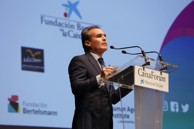 Rafael Herrador, director territorial de CaixaBank Andalucía Occidental