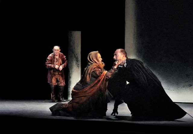 El Caballero de Olmedo, representado en el Teatro Lope de Vega.