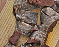 Pellejitos de atún