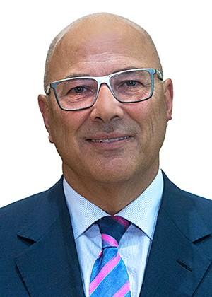 Ángel Olivares Ramírez, secretario de Estado de Defensa
