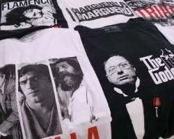 Una camiseta para el Eternal Music Festival