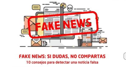 Imagen de la Forta contra las noticias falsas