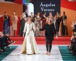 Mixtura de Ángeles Verano en la Feria de la Moda de Sevilla