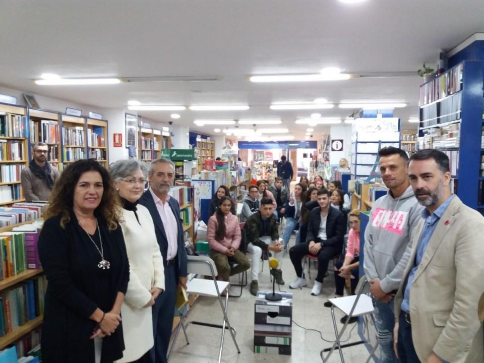 Actos en las librerías de Sevilla