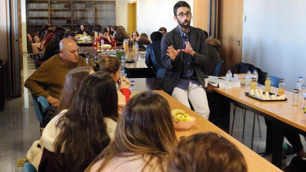 Café con los científicos en la UPO