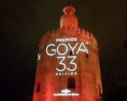 Sevilla preparada para los Goya