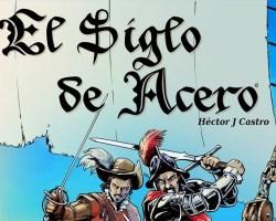"""Los artistas sevillanos Nacho Tenorio y Sergio Mora y la trilogía """"El siglo del Acero"""""""