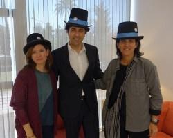 """Colaboración del COAAT con el proyecto """"La Azotea Azul»"""