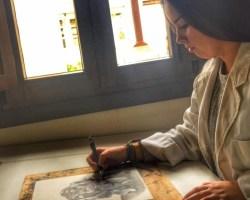 La joven artista Laura Anaya, será la autora del cartelSevillanía Cofrade 2019
