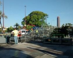 Sevilla se prepara para celebrar el Día de las Fuerzas Armadas