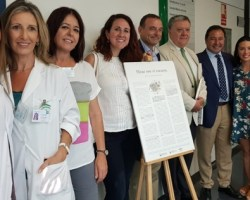 Importante labor comunitaria de la Fundación New Health en Sevilla