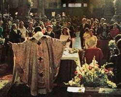 47 años de la boda de Raphael y Natalia Figueroa