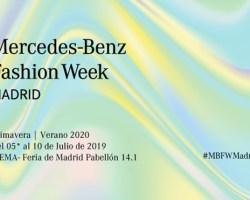 Desfiles en la 70 edición MBFWMadrid