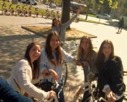 """""""Guía de Sevilla en bicicleta"""". Un proyecto de los alumnos de Europa International School"""
