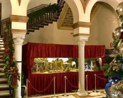La Navidad llega al Hotel Alfonso XIII