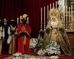 El Cartero Real visita este sábado el Hospital Macarena cargado de Esperanza