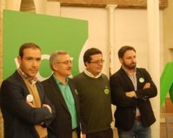 """Vox no ve """"nada que celebrar"""" el 4D y critica el """"falso andalucismo"""" de """"la izquierda trasnochada"""""""