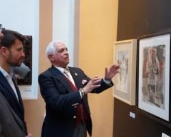 El Ayuntamiento de Sevilla inaugura Década, la exposición conmemorativa de Miguel Caiceo
