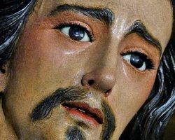 Restaurado el San Juan por excelencia de la Semana Santa de Sevilla
