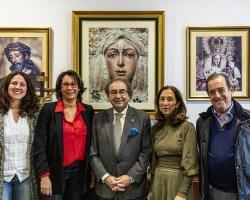 La Hermandad de la Macarena y la Fundación New Health firman un acuerdo de colaboración para hacer de Sevilla una ciudad más compasiva