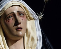 40 esperas de Cuaresma. El dolor de Sevilla