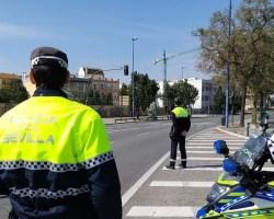 La Policía Local formula 172 denuncias y detiene al responsable de un establecimiento que se negó a cerrar y a cumplir el decreto de estado de alarma
