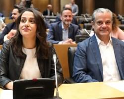Inés Arrimadas vuelve a apoyar al Gobierno comunista y destruye aún más a Ciudadanos, ahora con la dimisión de Marcos de Quinto